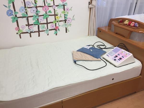 介護士・機能訓練士が常駐
